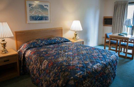 Winthrop Inn: Single Queen Room