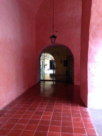 Convent de San Bernardino de Siena : Interior