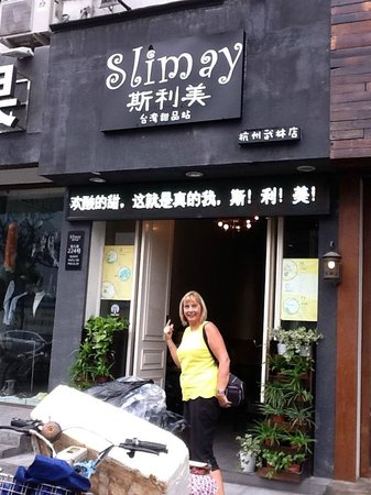 China Private Tours-Day Tour : Great coffee house, yummy desserts mmmmm
