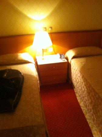 Hotel Clodio: Letto