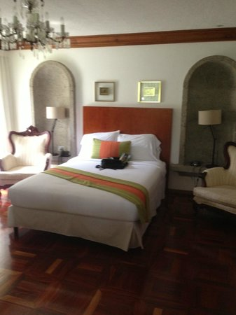 Terrazas de Golf Boutique Hotel : bed