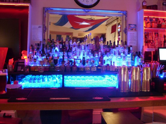 The Lowther Hotel: Voodoo Chilli Bar