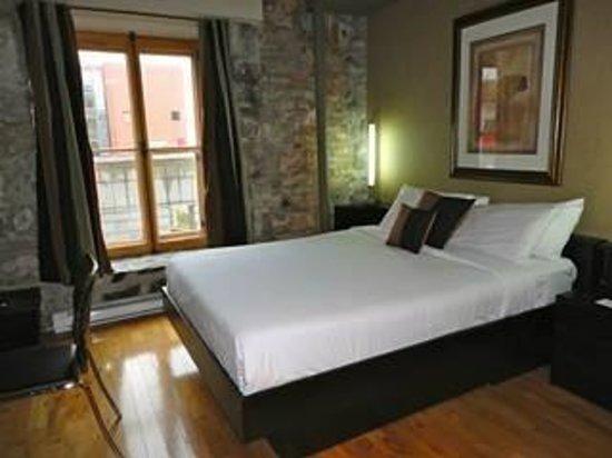 L'Hotel Port-Royal: Bed