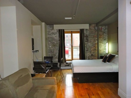 L'Hotel Port-Royal: Room