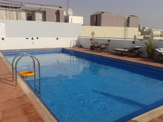 Fortune Pearl Hotel: swimming pool