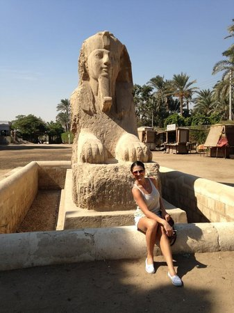 Private Tours Egypt & Excursions - Day Tours: Sphinx at Memphis