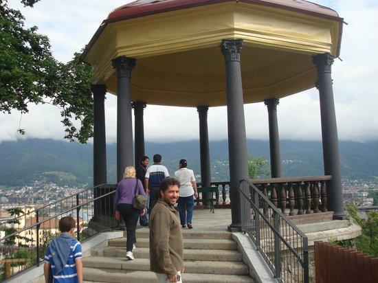 "Museum ""Das Tirol Panorama"": El mirador"