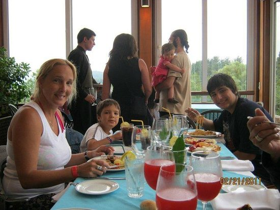 Termas Puyehue Wellness & Spa Resort: comedor