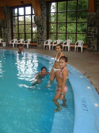 Termas Puyehue Wellness & Spa Resort: piscina cubierta