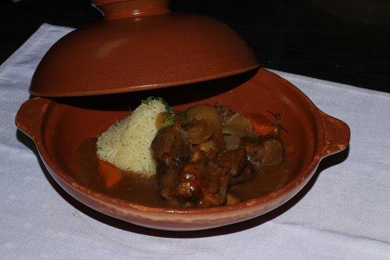 Bonita Inn: Veal Shank