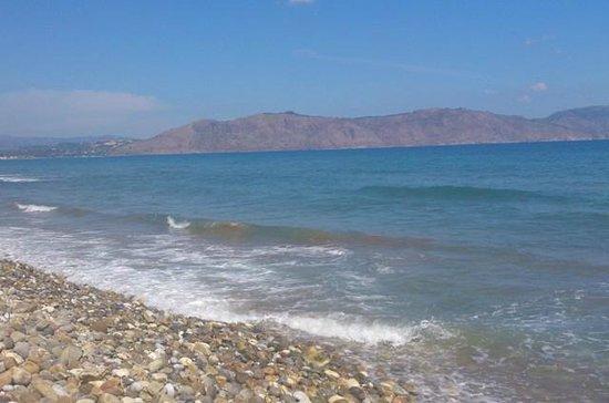 Hydramis Palace Beach Resort : Beach area