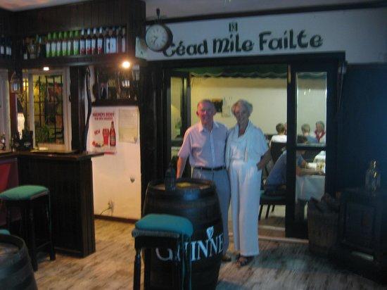 Gavimar La Mirada Club Resort: Mollys Irish pub