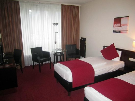 Gresham Carat Hotel: Bedroom
