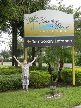 Floridays Resort: welcome