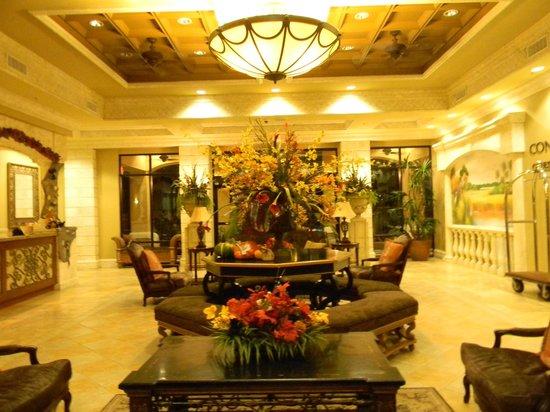 Floridays Resort: lobby