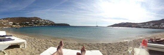 Mykonos Ammos Hotel At Ornos Beach
