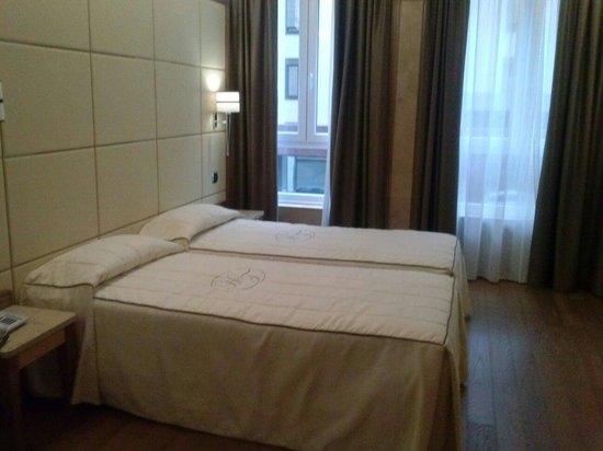 Hotel Teco : Camera deluxe