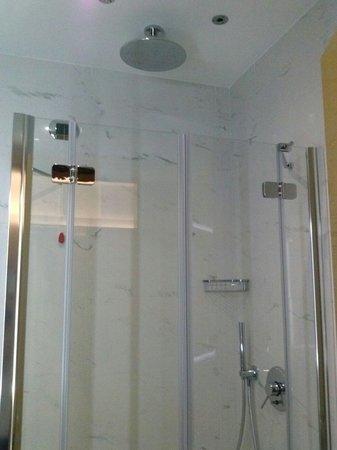 Hotel Teco : Bagno bellissimo