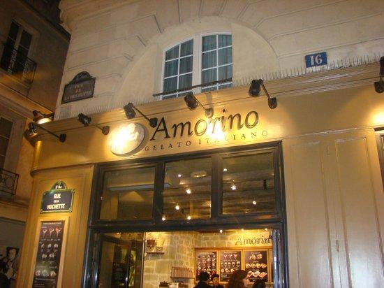 Amorino : Outside