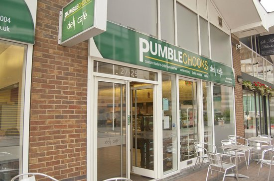 pumblechooks deli cafe