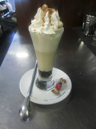 Caffe' Centro: CAFFE' SPECIALI...'Cadreghe de Viso'