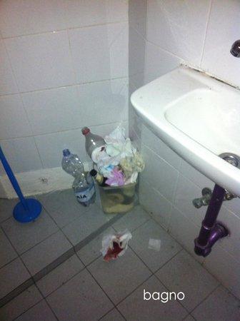 Locanda Latina : bagno