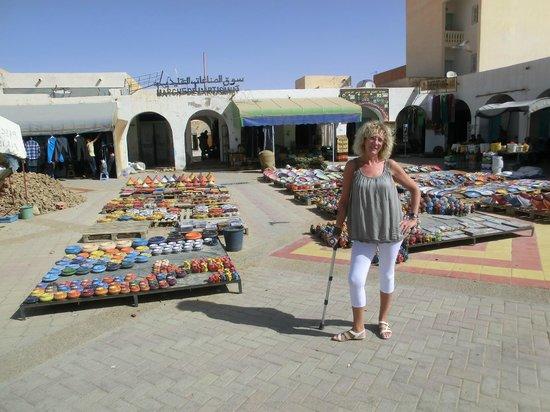 Carthage Tours : una parte di mercato a Tataouine