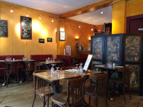 Cafe du Commerce : Chaleureux