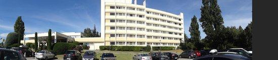 Novotel Avignon Nord: Vooraanzicht van het hotel