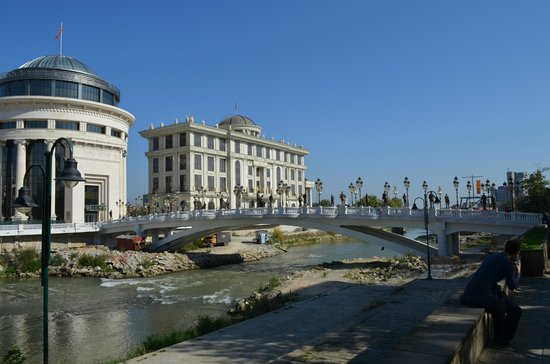 ‪Skopje Art Bridge‬