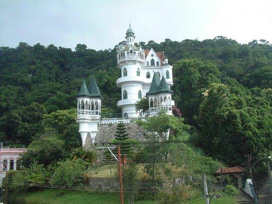 Santa Teresa : castelo valentim