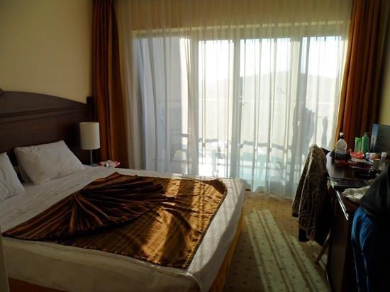 Palm Wings Beach Resort: Hotel Room