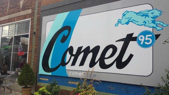 Comet Cafe: Comet