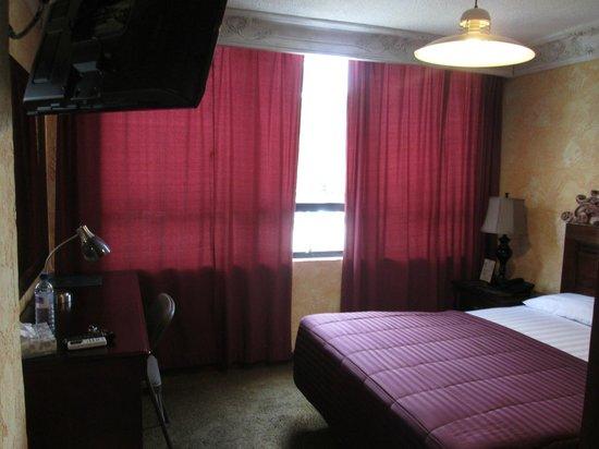瓜地馬拉市豪生飯店照片