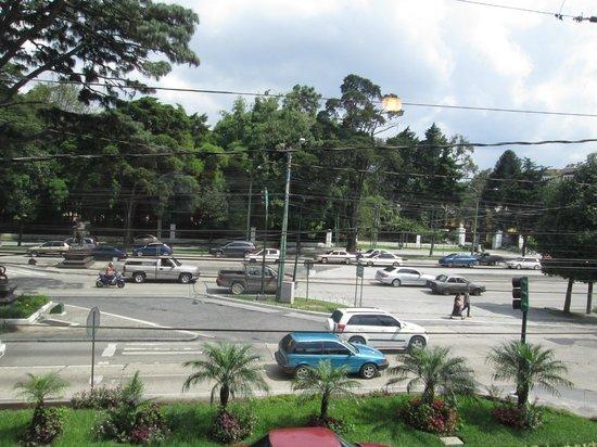 Howard Johnson Inn Guatemala City: view