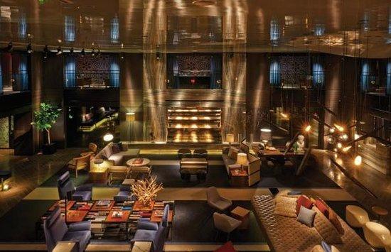 Paramount Hotel Times Square New York : Lobby
