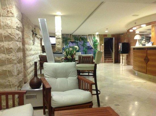 Red Sea Hotel: Холл - место где Wi-Fi