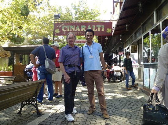Istanbul Custom Tours-Private Day Tours : Aykut and Richard