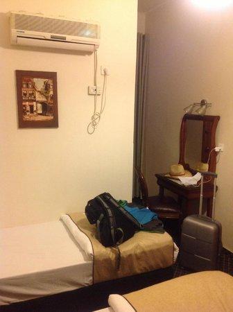 Sun City Hotel: Компактная комната (+санузел и балкончик)