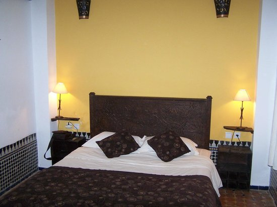 Riad El Ma : suite familiale