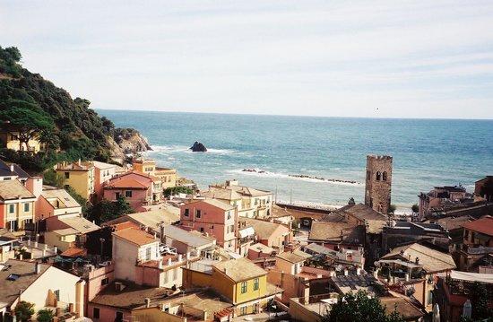 Hotel Villa Steno: View from my balcony