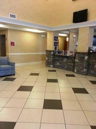 Clarion Inn Dollywood Area: Clarion Inn: Reception
