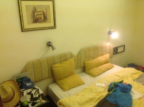 The Jerusalem Hostel: Комната на двоих