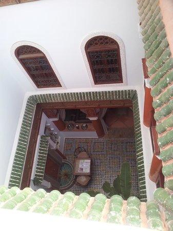 Riad Souad : Du dernier étage