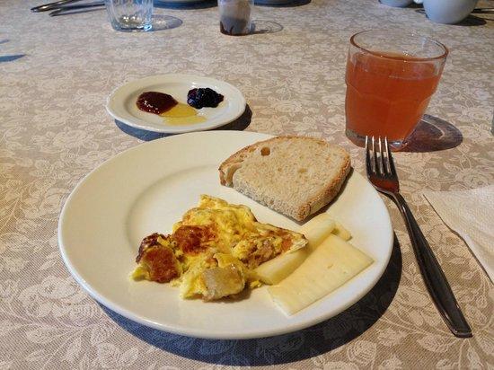 Poderi Arcangelo Agriturismo Farmhouse : Kahvaltı