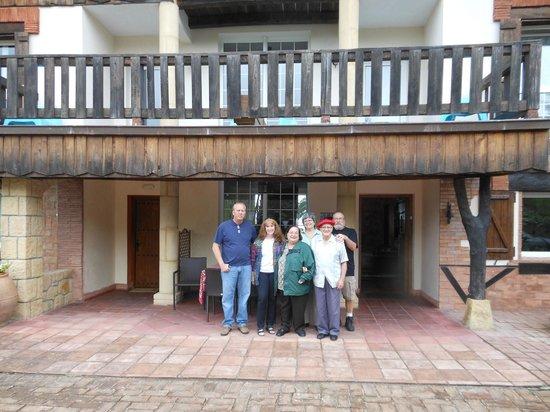 Igeldo Rural Home : The gang