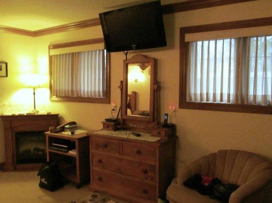 Leisure Estates Bed & Breakfast Retreat : Heritage Haven Room