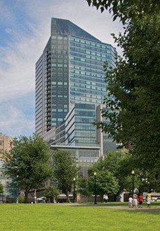 The Ritz-Carlton, Boston: Exterior