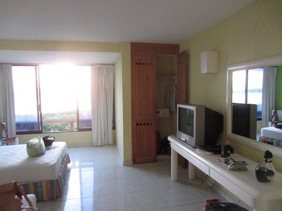 Solymar Cancun Beach Resort: стандартный номер на двоих