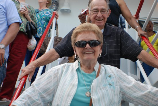 Harriot II Riverboat: Having fun on the River Boat